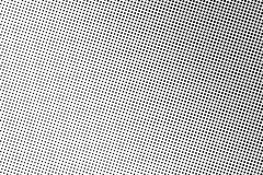 Black and white dotted halftone  background. Smooth ligh dotted gradient. Abstract monochrome background. Black ink dotwork on transparent backdrop. Perforated Stock Images