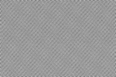 Black and white dotted halftone. Half tone  background. Regular frequent dotted pattern. Abstract monochrome template. Black ink dots on transparent backdrop Royalty Free Stock Photo
