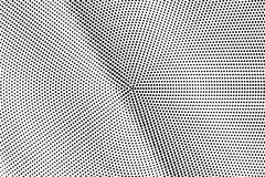 Black white dotted halftone. Half tone  background. Subtle grey diagonal dotted gradient. Abstract minimal texture. Black ink dot on transparent backdrop. Pop Royalty Free Stock Photos
