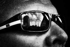 Black-and-white, Eyewear, Face Stock Photos