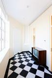 Black and white floor Stock Photo