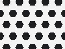 Black and white football soccer vector background Royalty Free Stock Photo