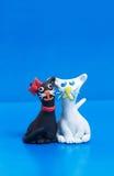 Black & White Friendship Stock Photo