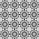 Abstract pattern seamless Royalty Free Stock Image