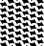 Black and white geometric seamless pattern, abstract background. Black and white geometric seamless pattern, abstract background, , illustration Royalty Free Stock Photos