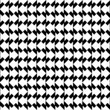 Black and white geometric seamless pattern abstract background Stock Photos