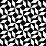 Black and white geometric seamless pattern, abstract background. Black and white geometric seamless pattern, abstract background, vector, illustration Royalty Free Stock Photo