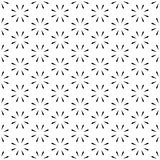Black and white geometric seamless pattern, abstract background. Black and white geometric seamless pattern, abstract background, vector, illustration Royalty Free Stock Photos