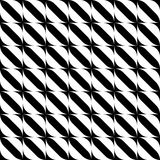 Black and white geometric seamless pattern with stripe, abstract. Background, vector, illustration Royalty Free Stock Image