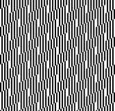 Black and white geometric stripe seamless pattern abstract backg Stock Photos