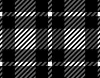 Black and white gingham pattern background for plaid,tablecloths for textile articles,vector illustration.EPS-10. Black and white gingham pattern background for royalty free illustration