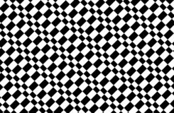 Black and white Gingham pattern.Texture from rhombus for - plaid,tablecloths,clothes,shirts, dresses,paper,bedding,blankets,quilts. And other textile products stock illustration