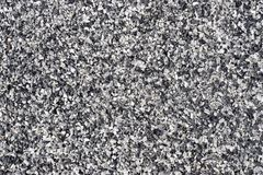 Black and white granite Stock Image