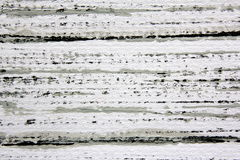 Black White and Grey Watercolour Stripes 8 Royalty Free Stock Image