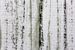 Black White and Grey Watercolour Stripes 4 Royalty Free Stock Images