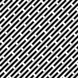 Black and white Grid Stock Images