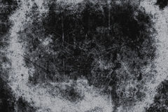 Black and white grunge background Stock Image