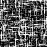 Black and white grunge striped monochrome brush background Royalty Free Stock Images