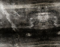 Black and white grunge texture background, use for overlay on im Stock Photography