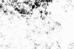 Black and white grunge urban texture with copy space. Abstract s. Urface dust and rough dirty wall background or wallpaper with empty template for all design Royalty Free Stock Image