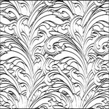 Black and white hand drawing Royalty Free Stock Images