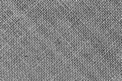 Black and white Hessian sack cloth texture. Abstract background and texture ideal for design or wallpaper royalty free stock images