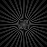 Black and white hypnotic background. Stock Images