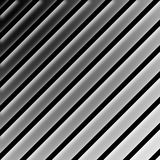 Black and White Illusion Royalty Free Stock Photos