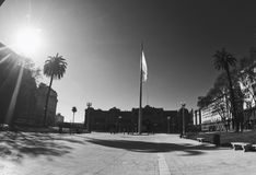 Plaza de Mayo Royalty Free Stock Image
