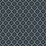 Black and white isometric grid background Royalty Free Stock Image