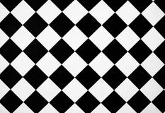 Black and white Lattice Royalty Free Stock Photography