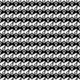 Black and White Male and Female Gender Symbol Repeat Pattern Bac Royalty Free Stock Images