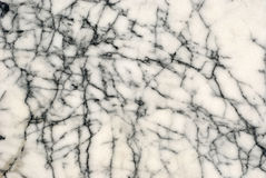 Black and White Marble Royalty Free Stock Image