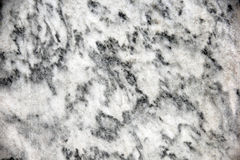 Black and White Marbling Background Royalty Free Stock Photos