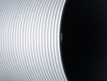 Black and white metal texture. Royalty Free Stock Photography