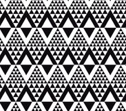 Black and white modern motif. Royalty Free Stock Photography
