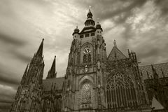 St Vistus Cathedral Stock Images