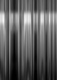 Black and white motion blur background Stock Image