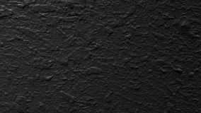 Black and White Paint Texture with Bumps Royalty Free Stock Photos