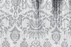 Black and White Paisley Background Royalty Free Stock Photos