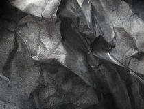Black and white paper background Stock Photo