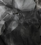 Black and white paper background Stock Photography