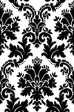 Black and white pattern royalty free illustration