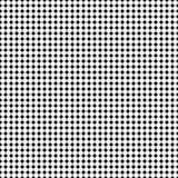Black and white pattern. A black and white background pattern with circles Royalty Free Stock Photos