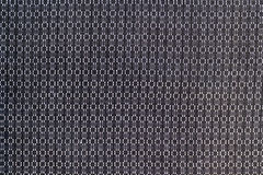 Black and white pattern fabric Stock Photo
