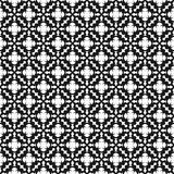 Black and white pattern seamless Royalty Free Stock Image