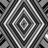 Black And White Pattern Vector Royalty Free Stock Photo