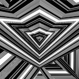 Black And White Pattern Vector Royalty Free Stock Photos