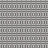 Black-and-white pattern Royalty Free Stock Photography