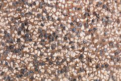 Black and white pebble for pattern and background Stock Photos